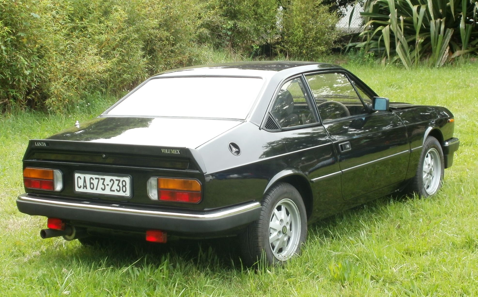 Lancia Beta coupe VX restored by Lancia Auto