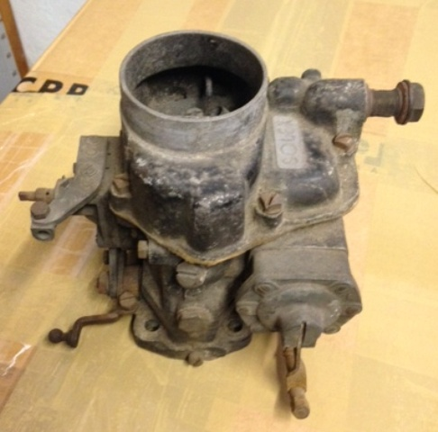 Lancia carburettor SOLEX  (Part Number: 82202329) for Lancia Flaminia Saloon in category In&Out availabe from the Lancia Wellness Center for  2300